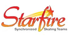 Logo Synchro at Rocket Ice Skating Rink