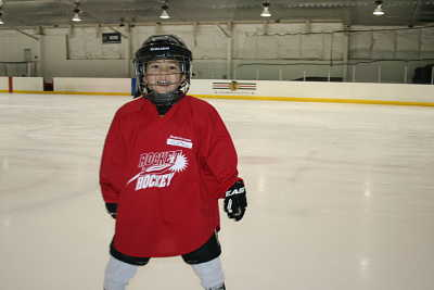 Learn to Play Hockey Student Oct 2016