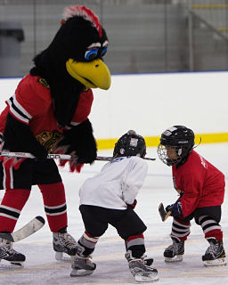Blackhawks Learn to Play Hockey Camp