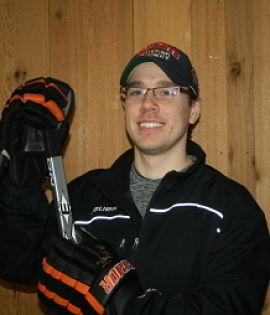 Jordan Zwolinski - Hockey Instructor