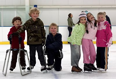 Public Ice Skating Rink