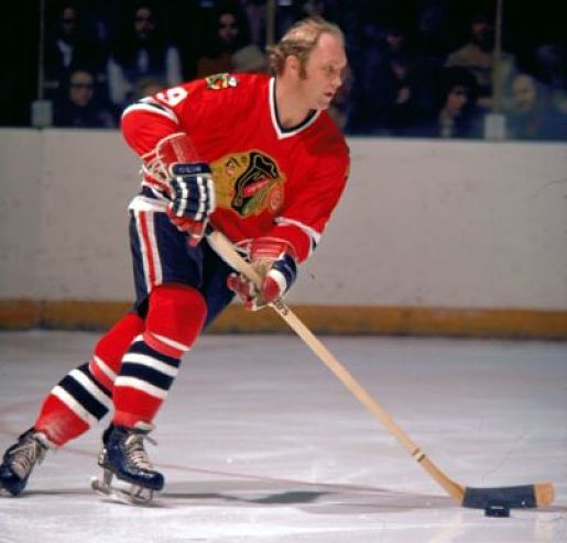 Bobby Hull, Chicago Blackhawks 9
