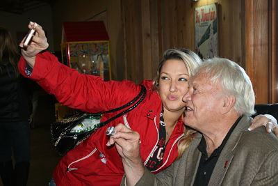 Bobby Hull Selfie
