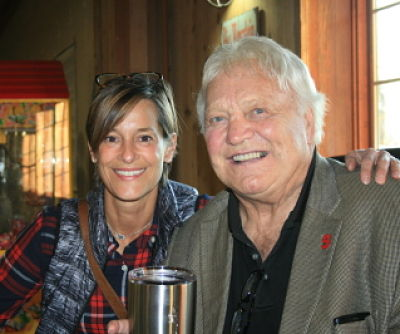 Bobby Hull and Friend