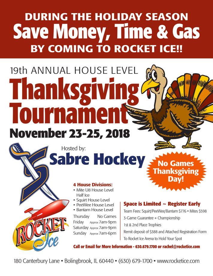 Thanksgiving Tournament