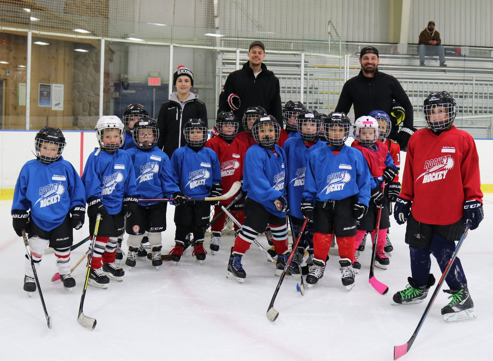 Youth Hockey Lessons